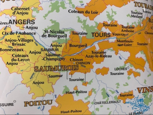 Carte vins france - carte vin 2020