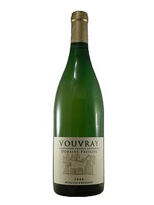 Domaine Freslier - Vouvray Moelleux - 2015 - 75cl