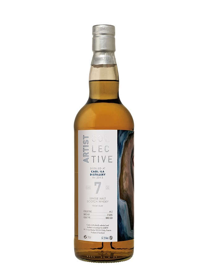 Whisky Caol Ila - 7 ans - 2013 - Small Batch - Collective 4.0