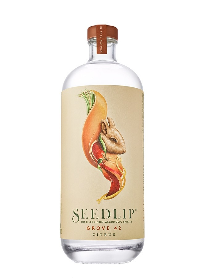 SEEDLIP - Grove 42 - Sans Alcool - 70cl