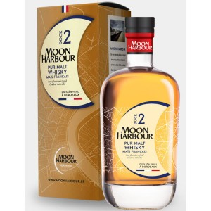 Whisky Moon Harbour DOCK1 - Single Malt - Sauterne & La Louvière Finish - 70cl