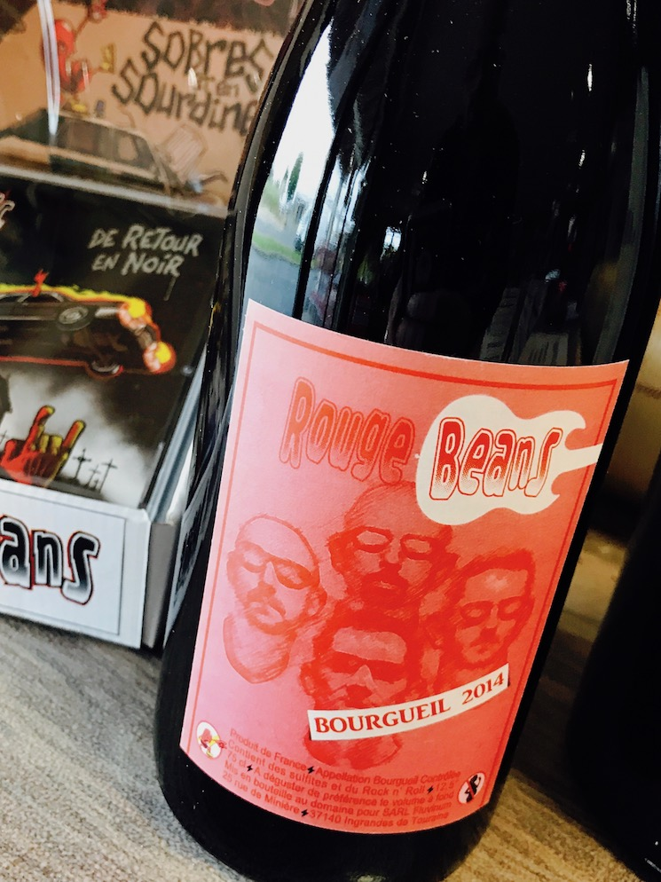 Rouge Beans - Bourgueil 2014 - 75cl