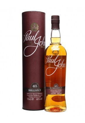 Paul John - Single Malt Whisky - Inde - 70cl